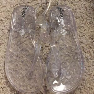 Old navy Jelly sandals